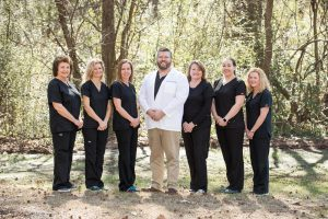 Dr. Kilby and Staff